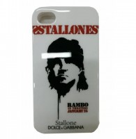 Чехол накладка Dolce&Gabbana для iPhone 4/4S Stallone
