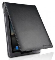 Кожаный чехол для iPad 2 / iPad 3 / iPad 4 - Marware Eco-Flip Case (Black)
