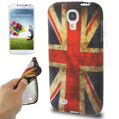 Чехол с британским флагом для Samsung Galaxy S4 / S IV / i9500 (UK flag)