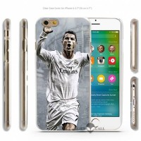Чехол накладка с Cristiano Ronaldo для iPhone 6 / 6S Football Club Real Madrid