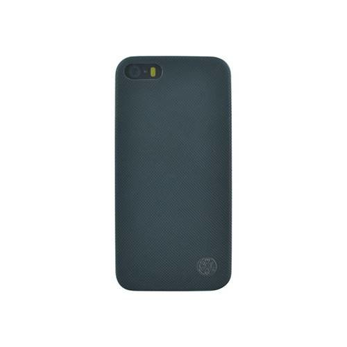 Чехол накладка для iPhone 5 / 5S / SE Christian Lacroix CXL Slim fit Hard Black, CLSTCOVSLIMIPSEN