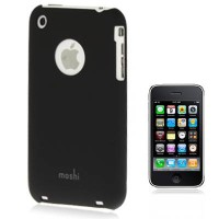 Чехол накладка Moshi для iPhone 3G, 3GS с пленкой на экран в комплекте