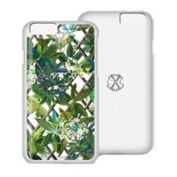 Чехол накладка для iPhone 6 / 6S Christian Lacroix CANOPY Malachite, CLCNCOVIP6W