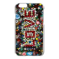 Чехол накладка для iPhone 6 / 6S Christian Lacroix LOVE Hard, CLLVCOVIP6